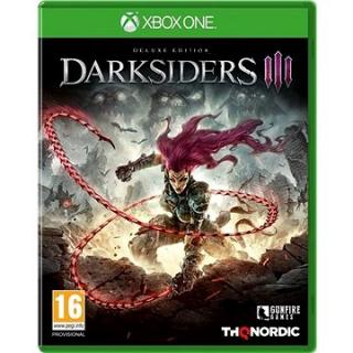 Darksiders III: Deluxe Edition  - Xbox One Digital (G3Q-00631)