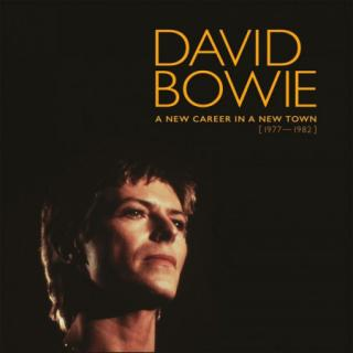 David Bowie : A New Career In A New Town /Limited edition CD