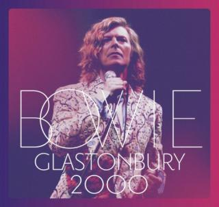 David Bowie : Glastonbury 2000 LP