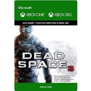 Dead Space 3 - Xbox 360, Xbox One Digital (G3P-00102)
