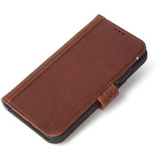 Decoded Leather Card Wallet Brown iPhone XS Max (D8IPO65CW4CBN)
