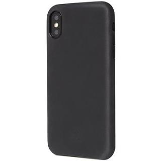Decoded Leather Case Black iPhone XS Max