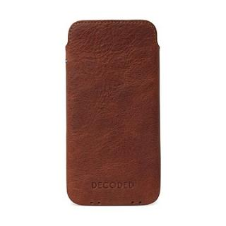 Decoded Leather Pouch Brown iPhone 8/7/6s (D6IPO7PO1CBN)