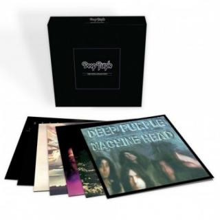 Deep Purple : The Vinyl Collection BOX