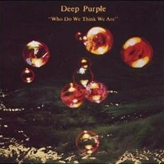 Deep Purple : Who Do We Think We Are LP