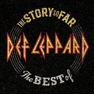 Def Leppard : The Story So Far... ( Best Of.. )  Deluxe LP