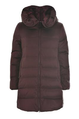Deha Dámská bunda Long Down Jacket B64462 Marshala/Anthracite L