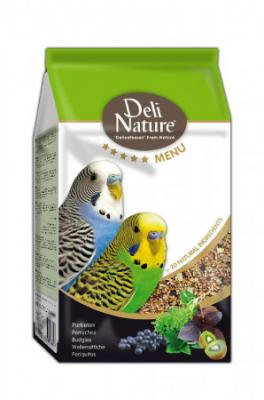 Deli Nature 5 Menu BUDGIES 2,5kg-Andulka-12970