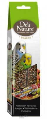 Deli Nature SNACK BUDGIES-FRUIT MIX 60g-Andulka-Mix ovoce-12951