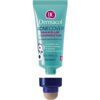 DERMACOL Acnecover Make-up & Corrector č. 4 30 ml (85951105)