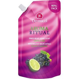 DERMACOL Aroma Ritual Refill Liquid Soap Grape&Lime 500 ml
