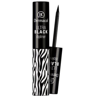 DERMACOL Ultra Black Dipliner - Black Sensation 2,8 ml