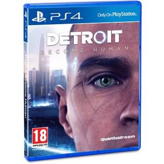 DETROIT Become Human  - PS4 (PS719397571)