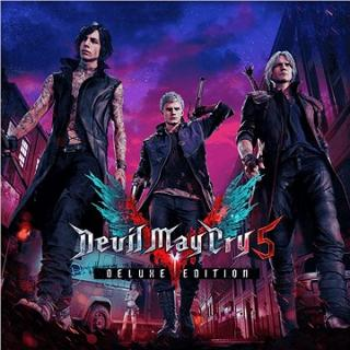 Devil May Cry 5: Digital Deluxe Edition - Xbox One Digital