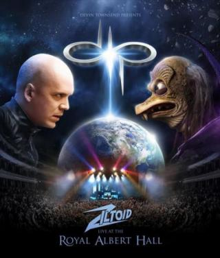 Devin Townsend Project : Ziltoid Live At The Royal Albert Hall