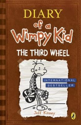 Diary of a Wimpy Kid book 7 - Kinney Jeff