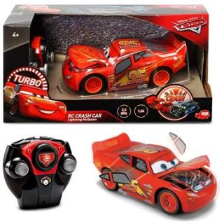 Dickie RC Cars 3 Blesk McQueen Crazy Crash (4006333050336)