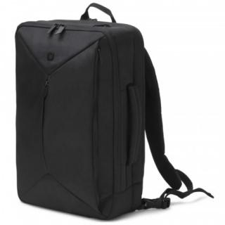 Dicota Backpack Dual Edge 15.6 backpack for notebook and clothes, black, D31526