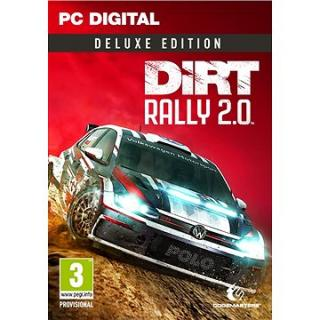 DiRT Rally 2.0 Deluxe Edition (PC) DIGITAL (CZ) (452462)