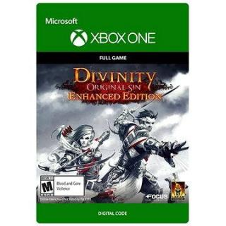 Divinity Original Sin : Enhanced Edition - Xbox One DIGITAL