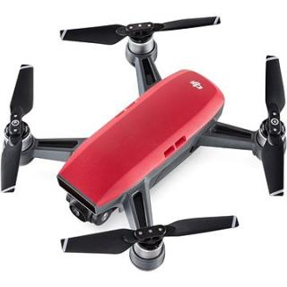 DJI Spark Fly More Combo - Lava Red (DJIS00203C)