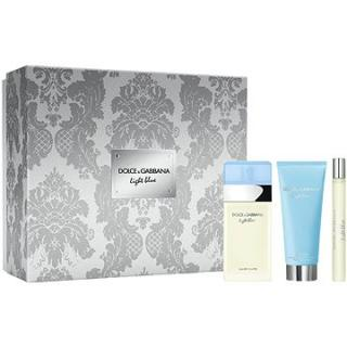 Dolce & Gabbana Light Blue EDT 100 ml   BCR 100 ml   EDT 10 ml (3423478414358)