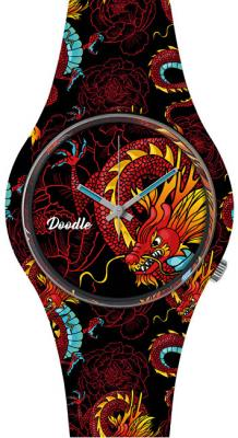 Doodle Dragon Mood Red Dragon DODR003