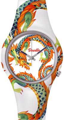 Doodle Dragon Mood White Dragon DODR002