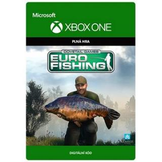 Dovetail Games Euro Fishing - Xbox One Digital (6JN-00021)