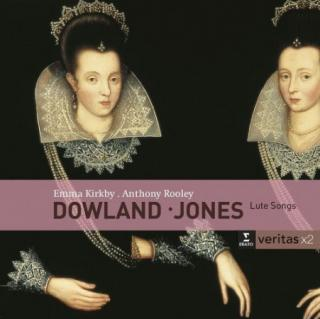 Dowland/Jones : Lute Songs CD