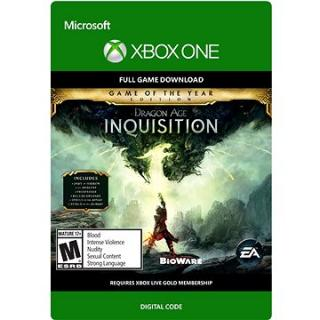 Dragon Age: Inquisition: Game of the Year - Xbox One Digital