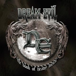 Dream Evil : The Book of Heavy Metal (Reedice) LP CD