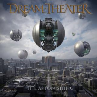 Dream Theater : Astonishing 4LP
