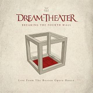 Dream Theater – Breaking The Fourth Wall (Live From The Boston Opera House) – DVD