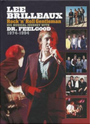 Dr.feelgood : Lee Brilleaux:rocknroll Gentleman LP
