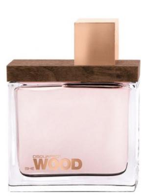 Dsquared² She Wood - EDP 50 ml