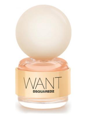Dsquared² Want - EDP 50 ml
