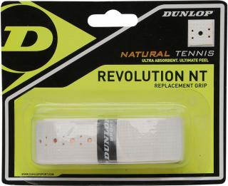 DUNLOP REVOLUTION NT Replacement Grip Bílá