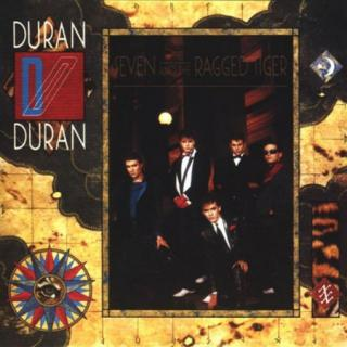 Duran Duran : Seven And The Ragged Tiger (Collectors Edition) 2LP