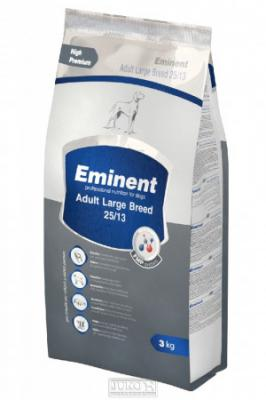 Eminent dog ADULT Large breed 3kg-3765