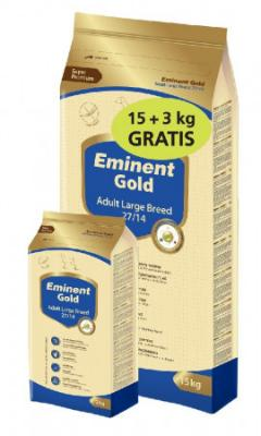 Eminent Gold Adult large breed 15kg-13922  3kg NAVIC