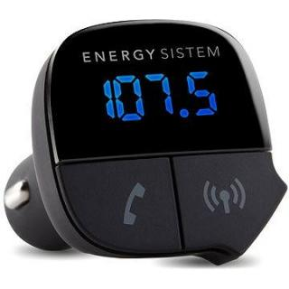 Energy Sistem Car Transmitter Music Bluetooth (424313)