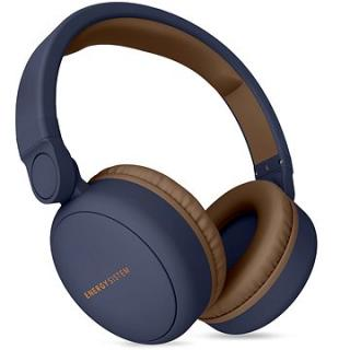 Energy Sistem Headphones 2 Bluetooth modrá
