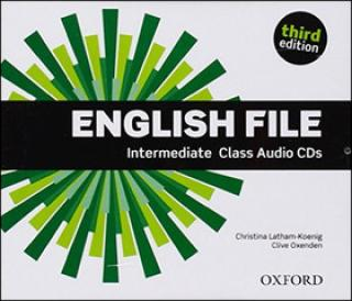 English File Intermediate Class Audio CDs - Oxenden Clive, Latham-Koenig Christina, Selingson P.