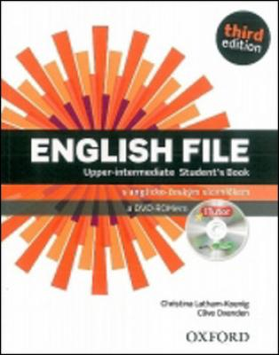 English File Third Edition Upper Intermediate Student´s Book - Oxenden Clive, Koenig Latham
