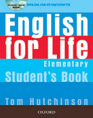 English for Life Elementary Student´s book   MultiROM Pack - Hutchinson Tom