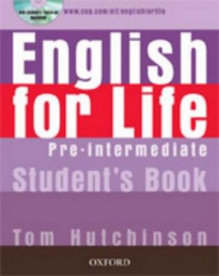English for life Pre-Intermediate Studen´s book   MultiROM Pack - Hutchinson Tom