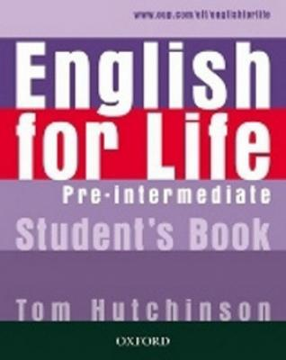 English for life Pre-Intermediate Student´s book - Hutchinson Tom