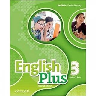 English Plus Second Edition 3 Students Book (9780194201575)