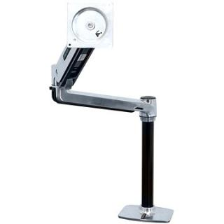 ERGOTRON LX HD Sit-Stand Desk Mount LCD Arm (45-384-026)